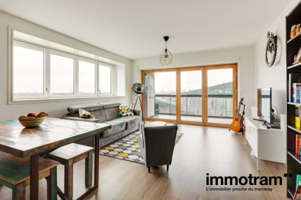 Immobilier Lille - achat Appartement tramway Gare Lille Europe