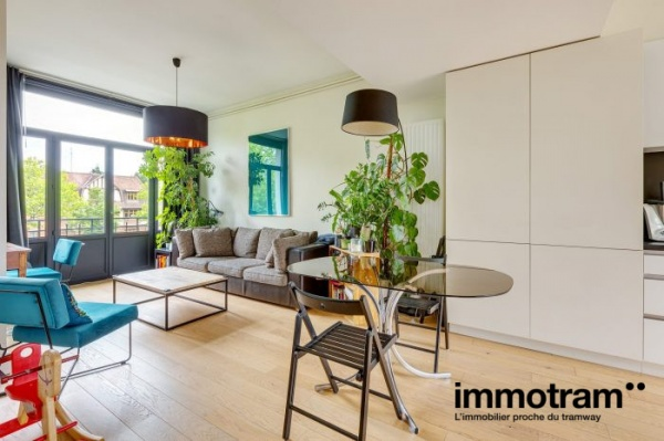 Immobilier Lille - achat Appartement tramway Buisson