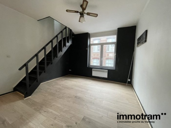 Immobilier Lille - achat Immeuble tramway Saint Maur