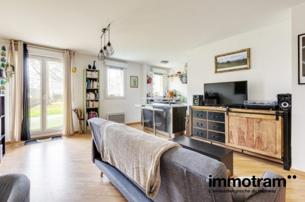 Immobilier Marcq en Baroeul - achat Appartement tramway Buisson