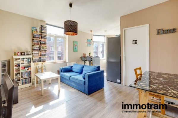Immobilier Croix - achat Appartement