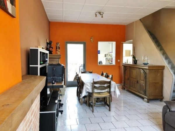 Immobilier Roubaix - achat Maison tramway Alfred Mongy