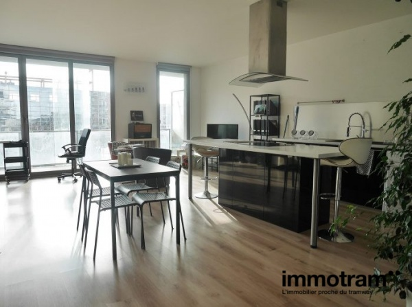 Immobilier Roubaix - achat Appartement tramway Alfred Mongy