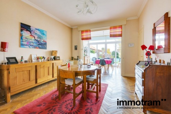 Immobilier Mouvaux - achat Maison tramway Ma Campagne