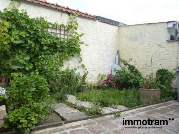 Immobilier Tourcoing - achat Maison