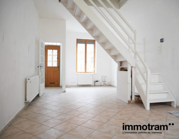 Immobilier Tourcoing - achat Maison tramway Victoire