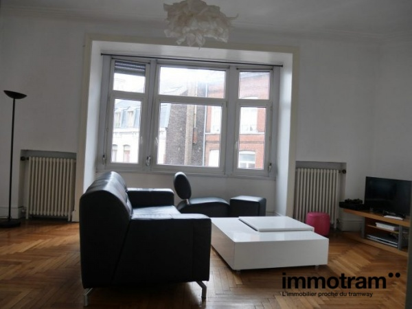 Immobilier Tourcoing - achat Appartement tramway Tourcoing Centre