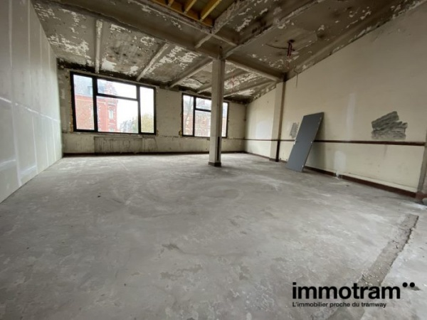 Immobilier Tourcoing - achat Loft