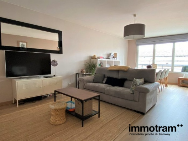 Immobilier Tourcoing - achat Appartement tramway Pont Hydraulique