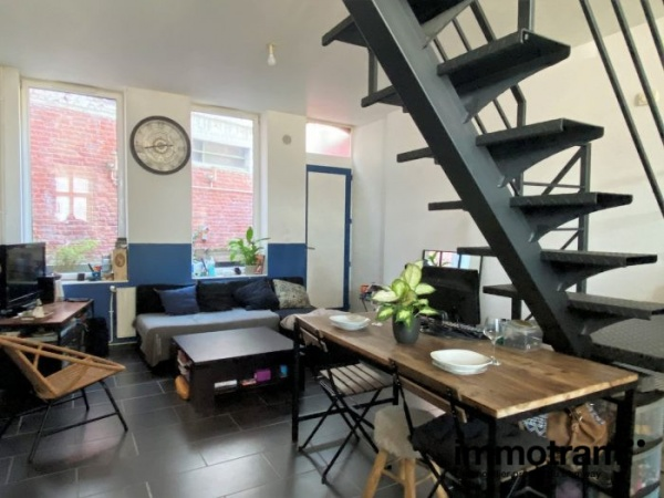 Immobilier Tourcoing - achat Maison tramway Tourcoing Centre